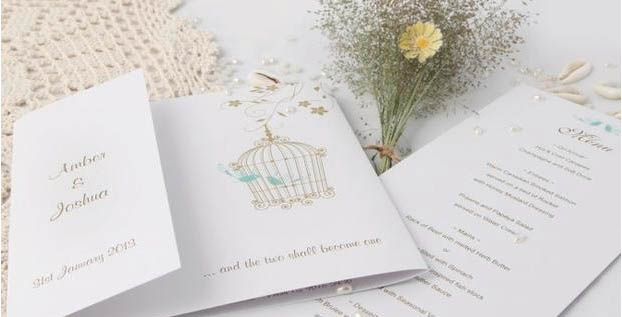 Contoh Teks Undangan Pernikahan Wedding Invitation Text