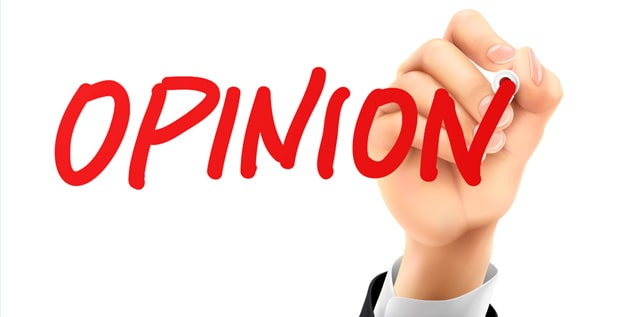 Contoh Opinion Text