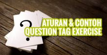 Contoh Question Tag Exercise